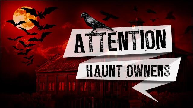 Attention Las Vegas Haunt Owners